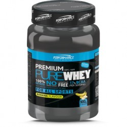 Performance Pure Whey 900 g 80 % Białka