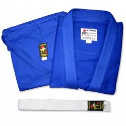 Kimono Judo Judogi niebieska 450 g 160/170 cm