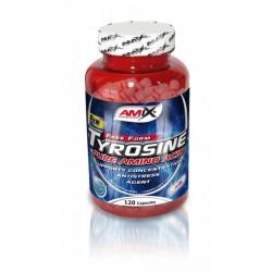 Tyrosine 500 mg 120 kap