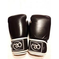 Rękawice bokserskie MAD 10 oz skóra naturalna