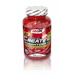Creatine Monohydrate 800mg – 220 kap