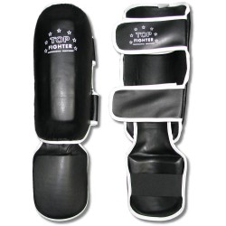 Ochraniacz goleń stopa odpinany