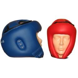 Ochraniacz głowy – kask PU niebieski
