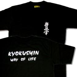 Koszulka Kyokushin