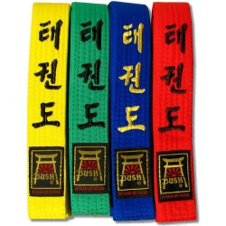 Pas taekwondo haft 2 m