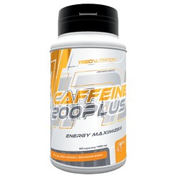 CAFFEINE 200 PLUS - 60 KAP