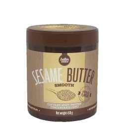 SESAME BUTTER SMOOTH - CHOCOLATE - 450 G