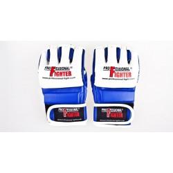 Rękawice MMA F3 blue LT PF