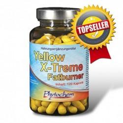 Phytochem Yellow X-Treme Fat Burner 120 kap.