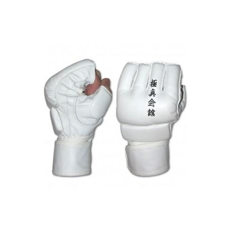 Rękawice MMA białe