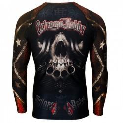 Rashguard Moto Rebel EXTREME HOBBY- MMA