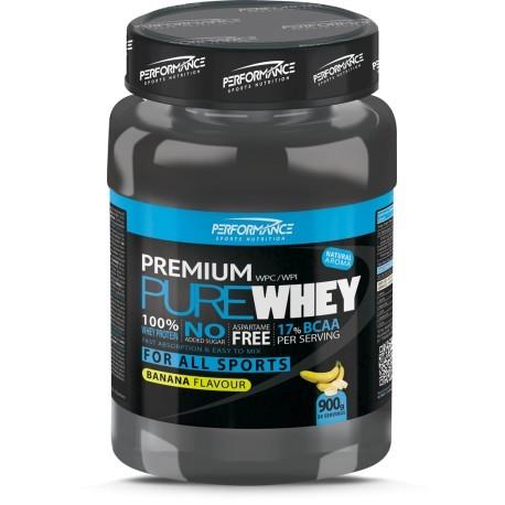 Performance Pure Whey 900 g 80 % Białka