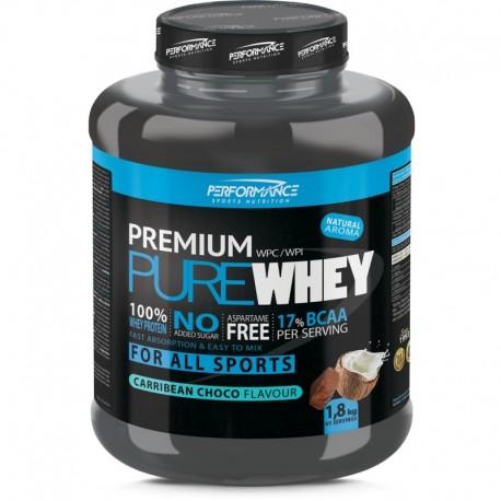 Performance Pure Whey 2 kg 80 % Białka