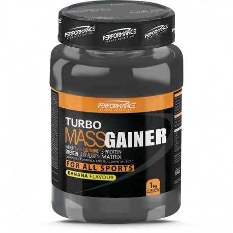 Performance Turbo Mass Gainer 1 kg