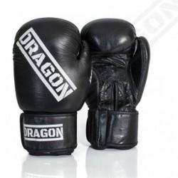 Rękawice bokserkie Dragon skóra naturalna